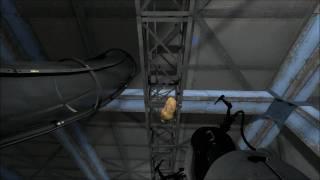 """Portal 2 - GLaDOS """"I'm a potato"""" [Spoiler?]"""