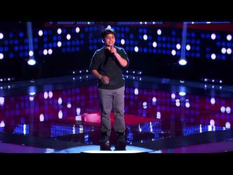 La Voz Kids José Pacheco canta 'Te me vas' en La Voz Kids