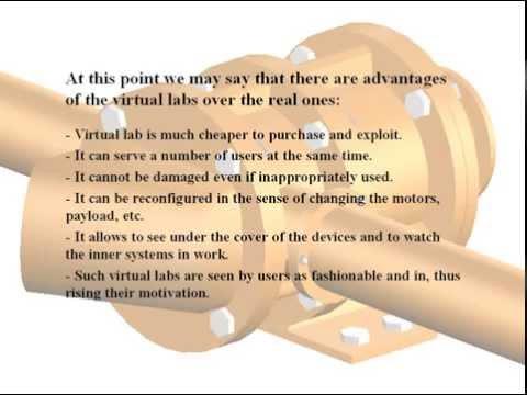 Virtual Laboratory for Robotics