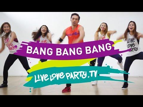 Bang Bang Bang   Zumba®   Live Love Party   KPOP