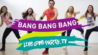 Bang Bang Bang | Zumba® | Live Love Party | KPOP