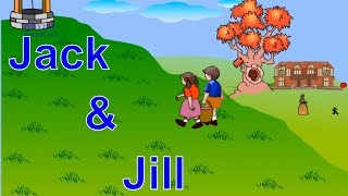 Jack And Jill Famous Nursery Rhymes Collection | Funny Baby Songs For Kids | Great Songs For Kids