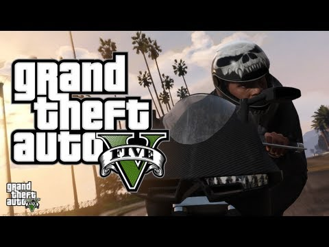 GTA V: NEW Gameplay info & more epic stuff!