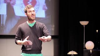 Ireland, tourism, language: Will Notini at TEDxGallatin