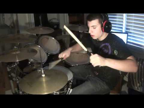 Bullet For My Valentine- All The Things I Hate Drum Cover video