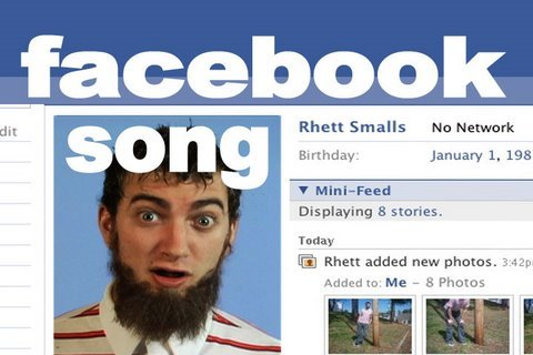 Facebook Song - Rhett & Link