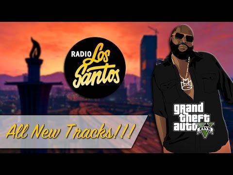 Radio Los Santos - GTA V Radio (Next-Gen)