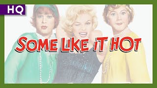 Some Like It Hot (1959) Trailer