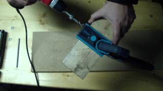 Imbinari invizibile pentru lemn ,Undercover Jig Pocket Holes mai bine nu se poate