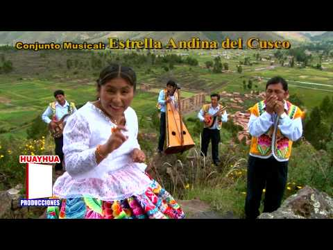 "Yeni Garcia - Piedrita Resbalosa / Video Oficial Full Hd ""huayhua Producciones"""