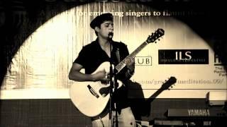 Ali Rao Performing Live Andhi @ Al Hamra