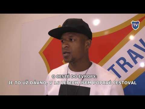 Úvodní interview: Dame Diop
