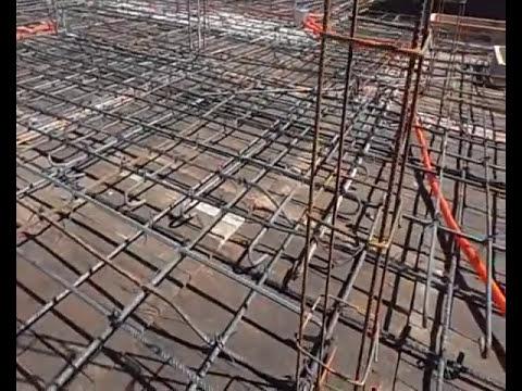 como hacer  loza de concreto en 5 minutos