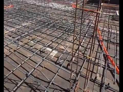Como hacer loza de concreto en 5 minutos youtube - Como hacer un piso de hormigon lustrado ...