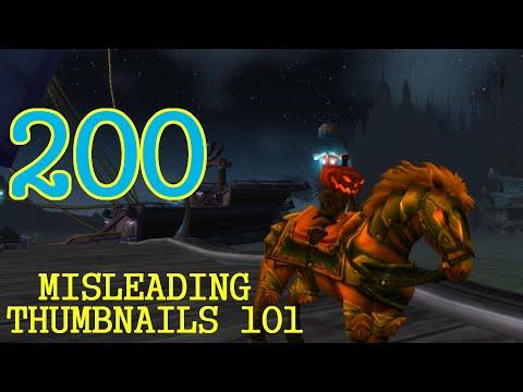 Oblivious Olympics: Megathalon 200