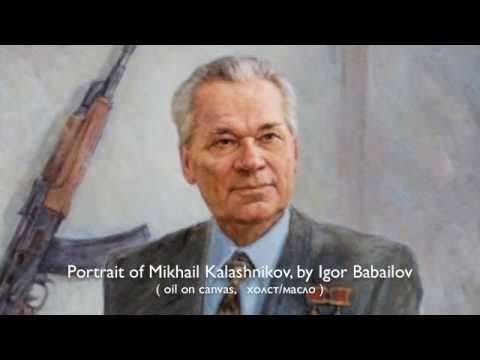 Mikhail Kalashnikov - Capturing the Legend