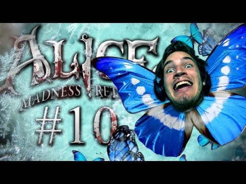 I BECAME A BUTTERFLY! - Alice: Madness Returns - Part 10