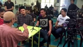 Two brothers reverted to islam at al-khadeem