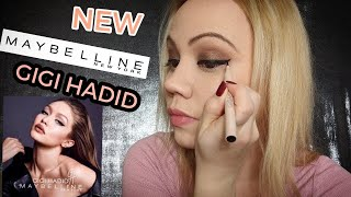 *New* |Maybelline| (Gigi Hadid LIQUID EYELINER)🤔 Review and Demo 2017! (LIMITED EDITION)