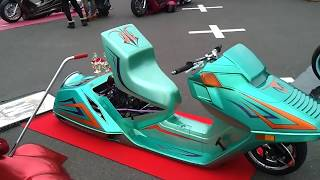 BIG SCOOTER Showup in Japan 2