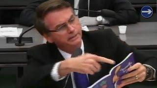 ➜ Bolsonaro mostra a verdade e secretário do MEC foge da Comissão de Educação