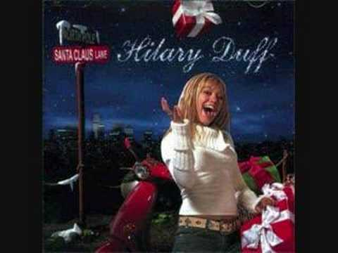 Same Old Christmas- Hilary Duff: Santa Clause Lane