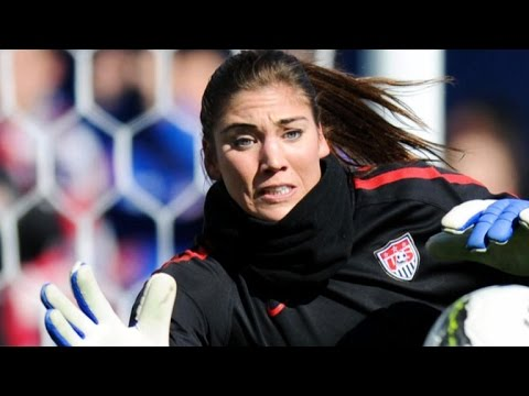 Soccer star Hope Solo suspended after husband's DUI bust