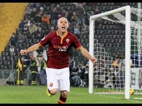 UDINESE - ROMA 0-1 - Bradley - SERIE A - 27/10/2013 - SKY HD - Highlights - All goals