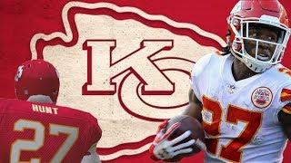 KAREEM HUNT FIRST PERSON FOOTBALL - ESPN NFL 2K5