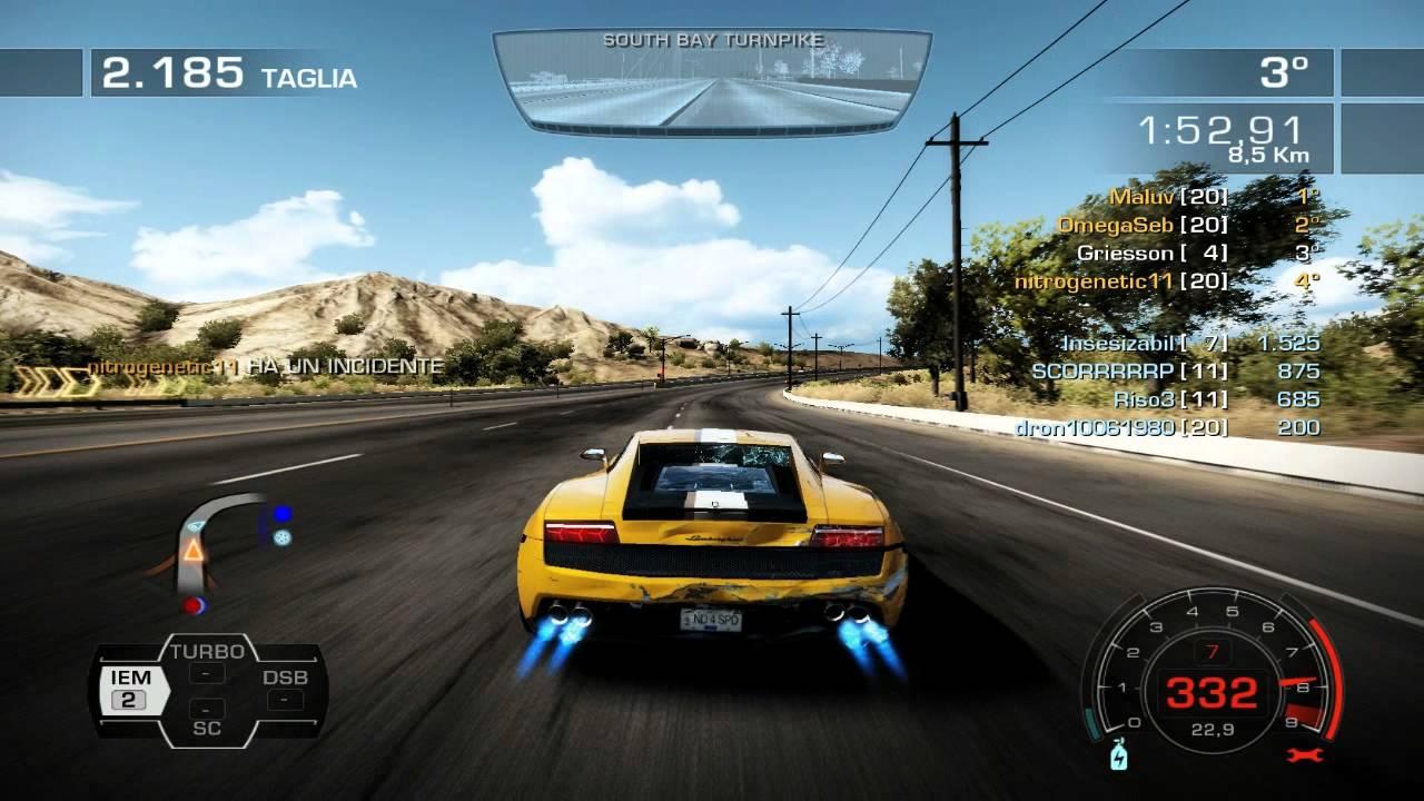 hot pursuit 2012 gameplay venice - photo#11