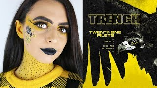 Twenty One Pilots TRENCH Album Makeup Look!