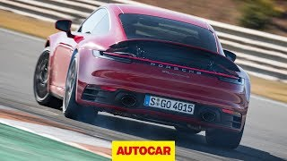New Porsche 911 driven | 2020 Porsche 992 tested on track and road | Autocar