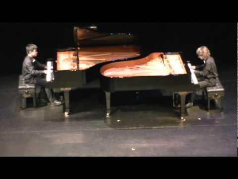 Young Stars Festival.  Steven Gong & Kiryll Panfyorov. Arensky, Waltz