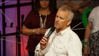 Pastor Rob Hines - I hear the chains falling