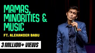 Mamas, Minorities and Music - Standup comedy video by Alex