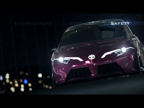 TOYOTA NS4 video at the 6th Buenos Aires International Motor Show