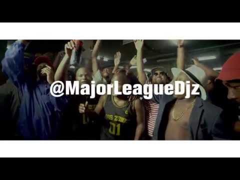Major League Djz 'Slyza Tsotsi' Video With Cassper Nyovest, Riky Rick, Okmalumkoolkat & Carpo
