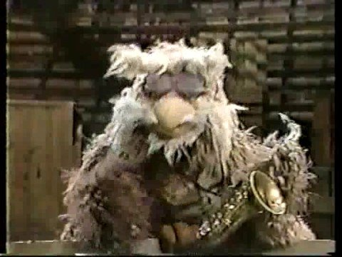 Sesame Street - Hoots the Owl teaches scat singing
