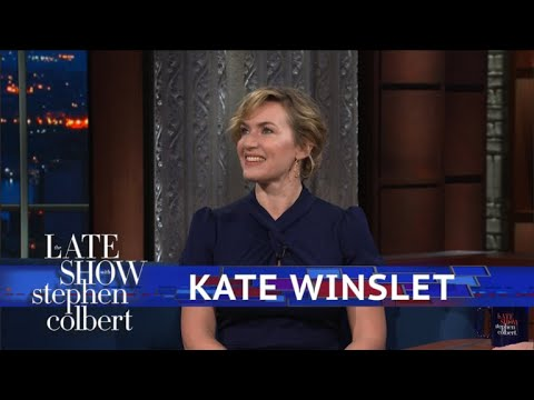 Kate Winslet Dropped Out Of School At 16