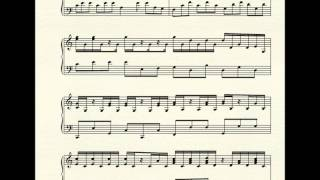 Hallelujah Piano Sheet Music Kyle Landry VideoMp4Mp3.Com