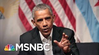 Sizing Up Democratic Bench For 2020 Election, President Obama's Speaking Fee | Morning Joe | MSNBC