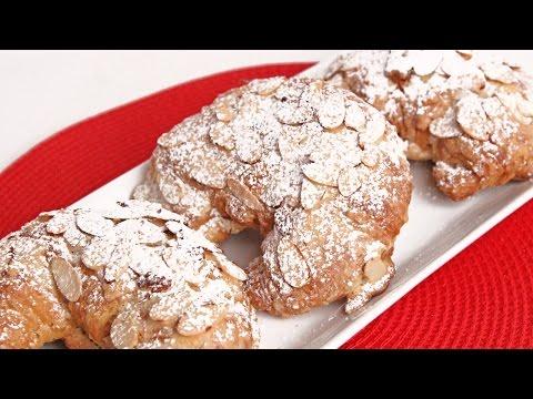 Almond Croissants Recipe - Laura Vitale - Laura in the Kitchen Episode 964