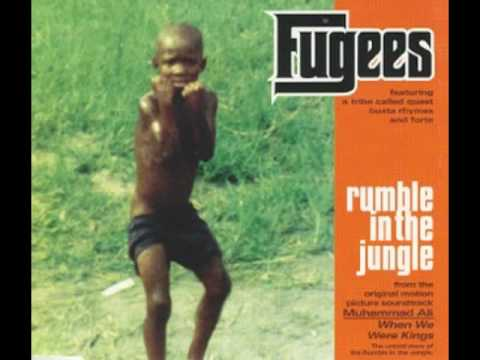The Fugees Rumble in the Jungle