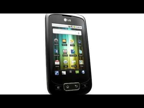 LG OPTIMUS One (LG-P500)