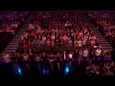 The Audience Perform An Amazing Irish Dance - The Graham Norton Show