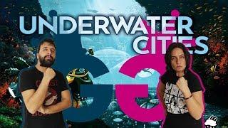 Underwater Cities: colonizziamo i fondali marini - partita completa al nuovo gioco di Vladimir Suchy