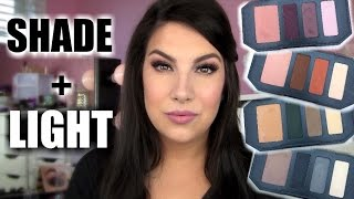 NEW Matte Shadow QUADS | Review/Demo