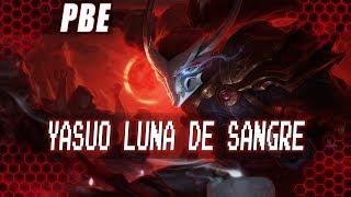 download lagu Nuevo Skin - Yasuo Luna De Sangre Blood Moon gratis
