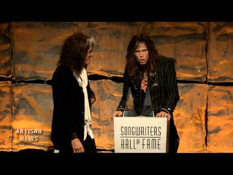 SONGWRITERS HALL OF FAME HONORS ELTON JOHN, FOREIGNER, AEROSMITH SONGWRITING DUOS