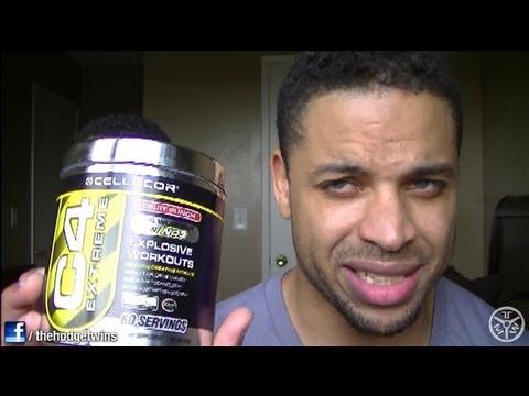 TMW - Cellucor C4 Tried It